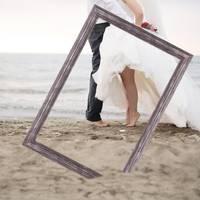 Hochzeit-Bilderrahmen für Hochzeitsfotos und Hochzeitsspiele – Bild 3
