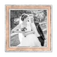 Bilderrahmen Pastell Rosa Vintage Look – Bild 3