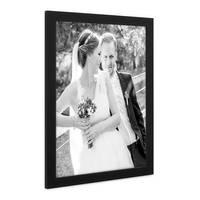 5er Bilderrahmen-Set Schwarz-Weiss 15x20 bis 40x50 cm inkl. Zubehör | Bildergalerie | Bilderwand | Wandgalerie – Bild 6