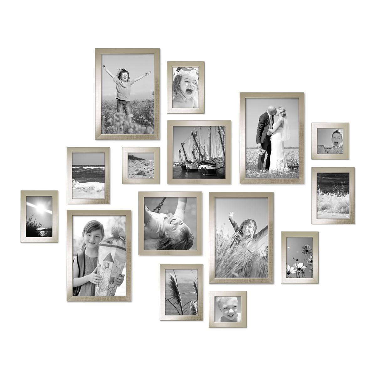 Bilderrahmen Collage Unterschiedliche Grossen