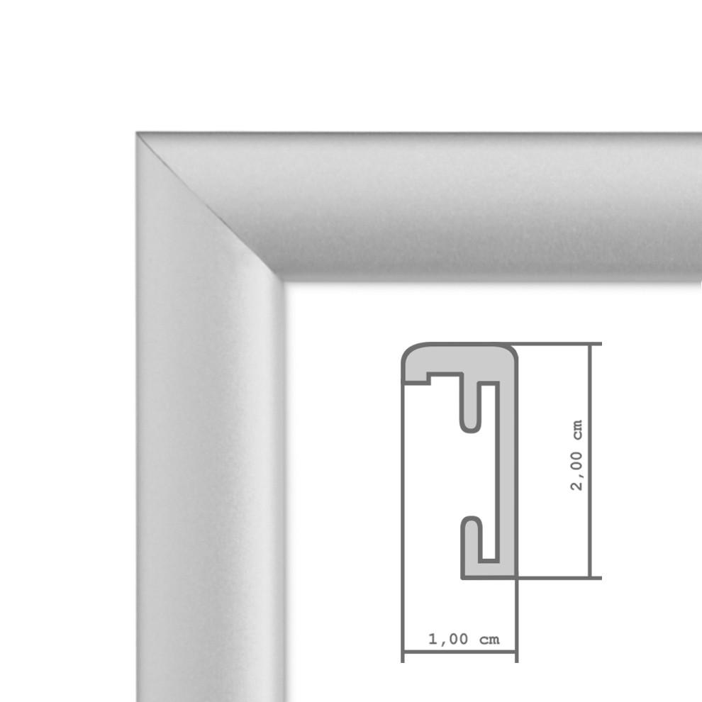 Niedlich Aluminiumbilderrahmen Fotos - Bilderrahmen Ideen - szurop.info