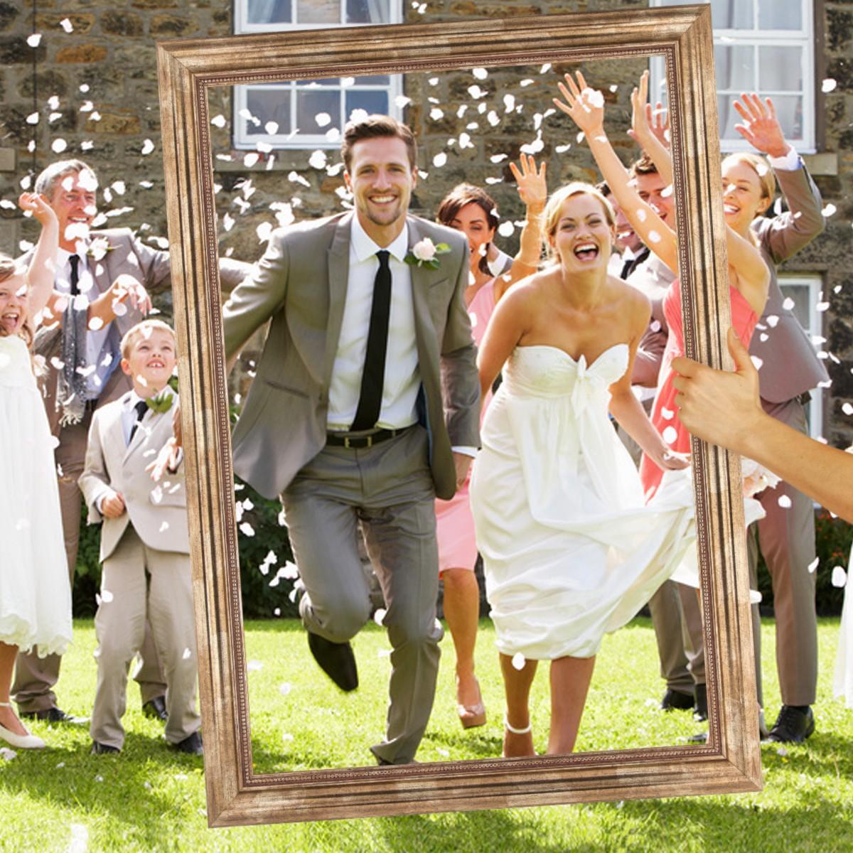 Hochzeit-Bilderrahmen für beeindruckende Hochzeitsfotos ...