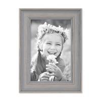 12er Set Bilderrahmen Skandinavischer Landhaus-Stil Grau-Braun 10x15 bis 20x30 cm inklusive Zubehör / Fotorahmen / Wechselrahmen – Bild 6