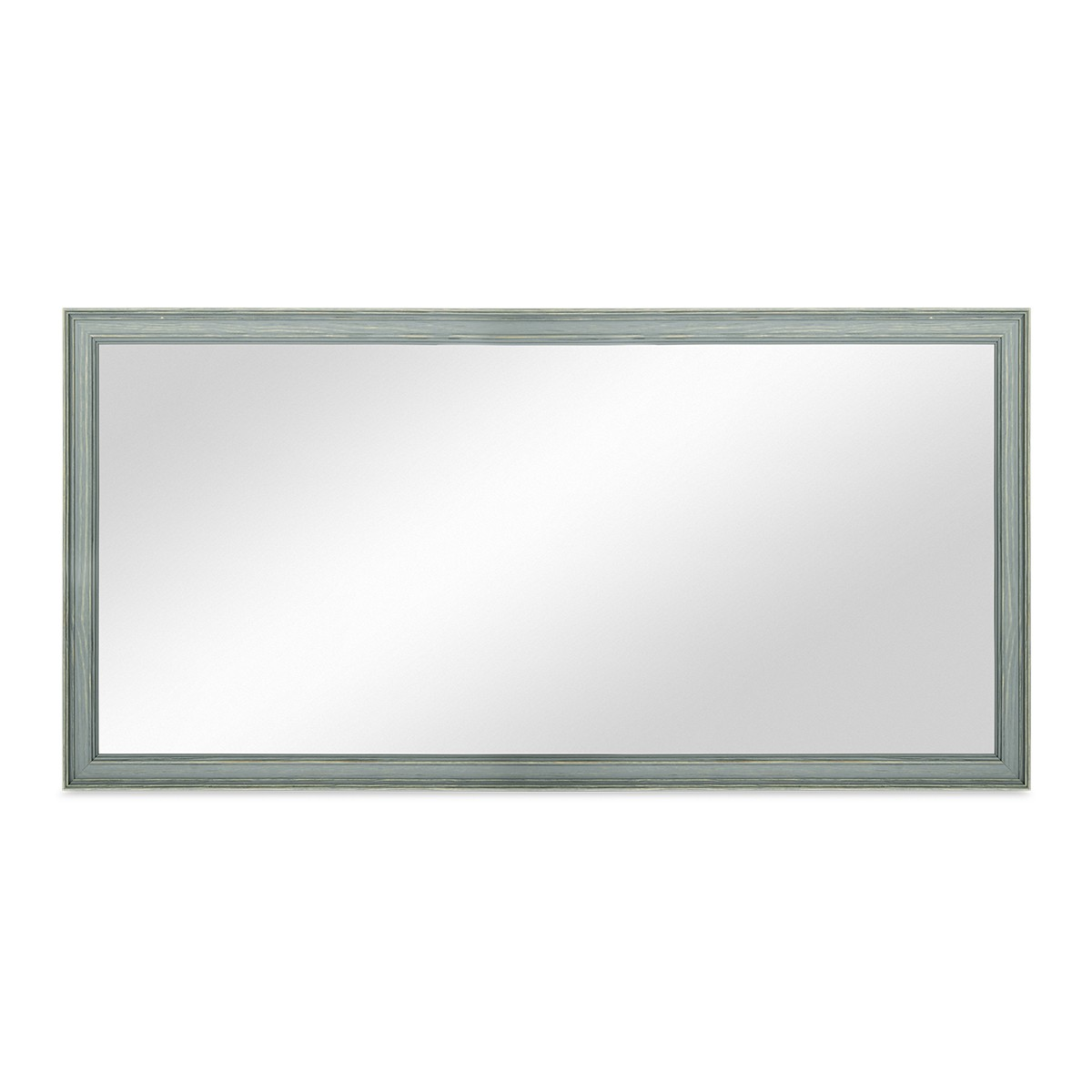 Wand spiegel 34x64 cm im holzrahmen skandinavisches design for Spiegel in spiegel