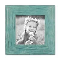 8er-Bilderrahmen-Set Strandhaus Blau Rustikal Massivholz, je 2 mal 10x10, 10x15, 20x20 und 20x30 cm, inkl. Zubehör, zur Gestaltung einer Bilderwand oder Fotowand / Fotorahmen   – Bild 5
