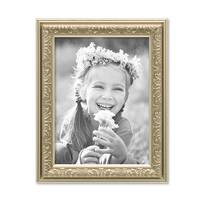 Bilderrahmen Antik Silber Nostalgie 15x20 cm Fotorahmen mit Glasscheibe / Kunststoff-Rahmen – Bild 4