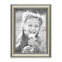 5er Bilderrahmen-Collage Silber Barock Antik 21x30 cm DIN A4 aus Kunststoff inklusive Zubehör / Foto-Collage / Bildergalerie / Bilderrahmen-Set – Bild 6