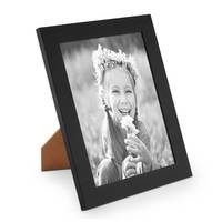 B-Ware: Bilderrahmen 15x20 cm Basic Collection Modern Schwarz aus MDF