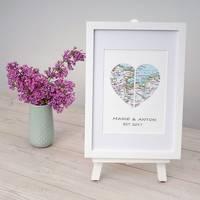 Geschenk mit Herz – Bild 1