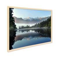 Poster mit Bilderrahmen Natur 'See' 30x40 cm Motiv Natur Landschaft Wasser Foto – Bild 1