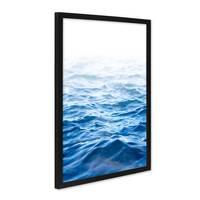 Poster 'Wasser' 30x40 cm Motiv Meer See Welle Natur Foto Maritim – Bild 3