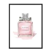 Design-Poster 'Perfume' 30x40 cm Motiv Mode Dekoration Parfüm Edel – Bild 4