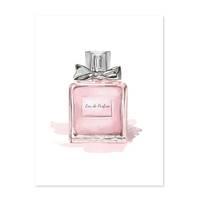 Design-Poster 'Perfume' 30x40 cm Motiv Mode Dekoration Parfüm Edel – Bild 2