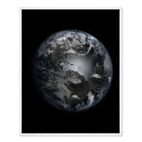 Poster 'Erde' 40x50 cm Motiv Welt Weltraum Satellitenbild – Bild 5