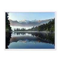 Poster 'See' 30x40 cm Motiv Natur Landschaft Wasser Foto – Bild 4