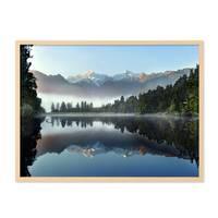 Poster 'See' 30x40 cm Motiv Natur Landschaft Wasser Foto – Bild 5
