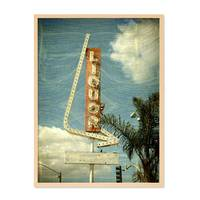 Poster 'Sign' 30x40 cm Motiv Fun Zeichen Vintage Schild – Bild 6