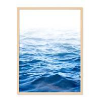Poster 'Wasser' 30x40 cm Motiv Meer See Welle Natur Foto Maritim – Bild 6