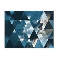 Design-Poster 'Sea' 30x40 cm Motiv See Ozean Abstrakt Landschaft – Bild 2