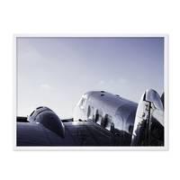 Poster 'Flugzeug' 30x40 cm Motiv Flieger Jet Foto – Bild 4