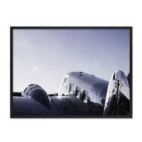 Poster 'Flugzeug' 30x40 cm Motiv Flieger Jet Foto – Bild 3