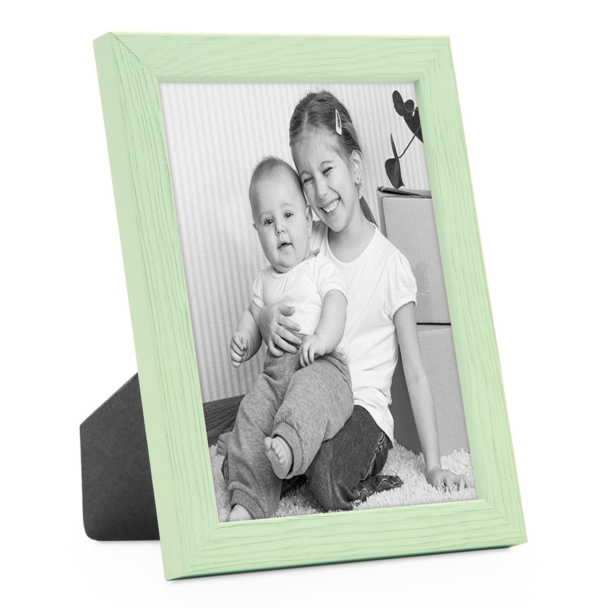 Bilderrahmen Grun Mit Acrylglas 10x15 Cm