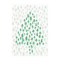 Poster Weihnachtsbaum 21x30 cm / DIN A4 – Bild 2